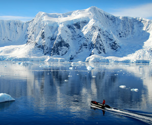 Unique Destinations, Chartering in Antarctica